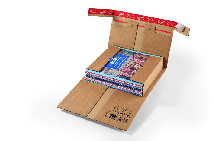 Colompac Boekverpakkingn extra sterk CP 30.08 LP