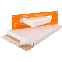 Voordelige A4 Brievenbus doosjes met plakstrip